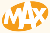 The logo of Omroep MAX