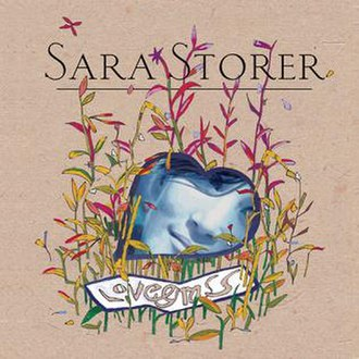 Lovegrass (album) - Image: Lovegrass by Sara Storer