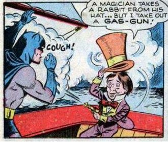 Mad Hatter (comics) - Image: Mad Hatter Batman 49