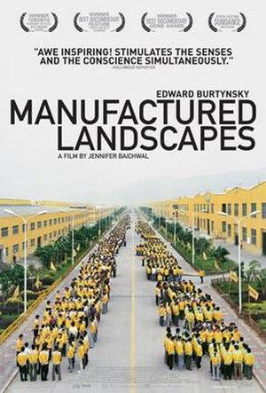 Manufactured Landscapes - Image: Manufactured Landscapes