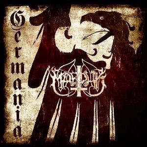 Live in Germania - Image: Marduk Germania (2008 reissue)