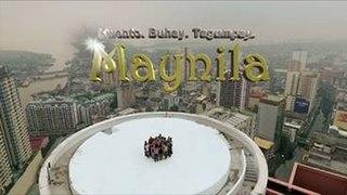 <i>Maynila</i> (TV program) Philippine television show