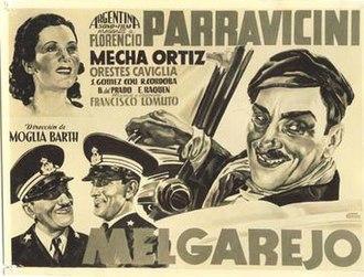 Melgarejo - Image: Melgarejoposter