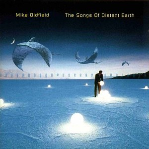 The Songs of Distant Earth (album) - Image: Mike oldfield tsode album cover