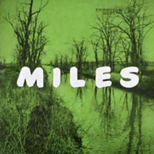 Miles: The New Miles Davis Quintet - Image: Miles Davis New Miles Davis Quintet