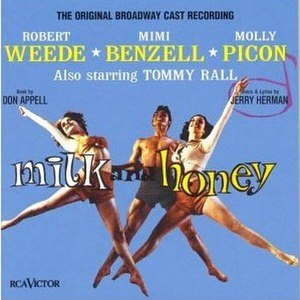 Milk and Honey (musical) - Original Broadway Cast Album