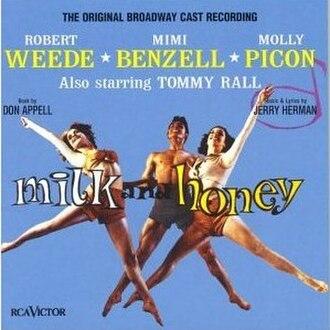 Milk and Honey (musical) - Original Broadway Cast Album