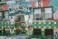 Chicano movement wikipedia for Chicano mural movement
