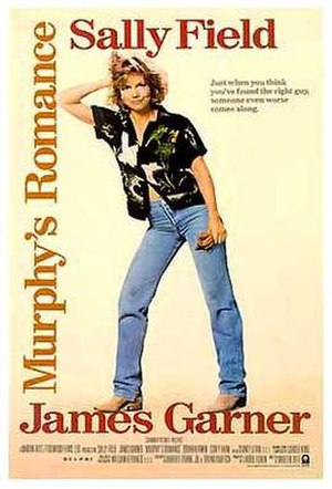 Murphy's Romance - Theatrical release poster