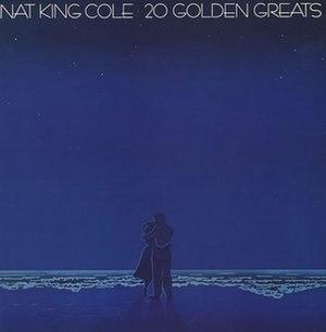 20 Golden Greats (Nat King Cole album) - Image: NAT KING COLE 20 Golden Greats