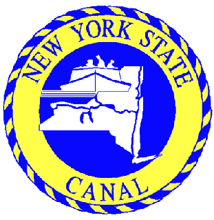 New York State Canal Logo