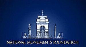 National Monuments Foundation - Image: Nmf logo