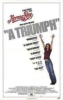 <i>Norma Rae</i> 1979 film by Martin Ritt