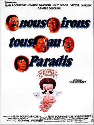 Pardon Mon Affaire, Too! - Film poster