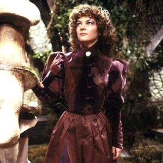 Nyssa (Doctor Who) - Image: Nyssaoftrakenfairysk irt