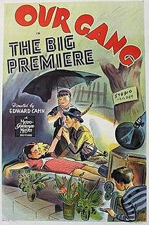 <i>The Big Premiere</i> 1940 film by Edward L. Cahn
