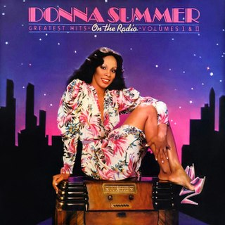 <i>On the Radio: Greatest Hits Volumes I & II</i> 1979 greatest hits album by Donna Summer