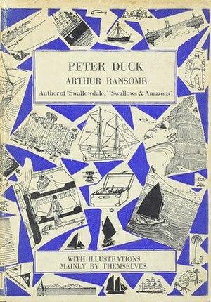 Peter Duck - Image: P Duck