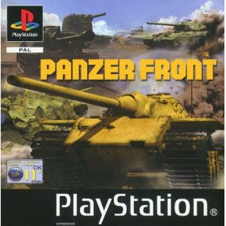 Panzer Front - Panzer Front