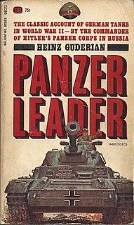 <i>Panzer Leader</i> (book)