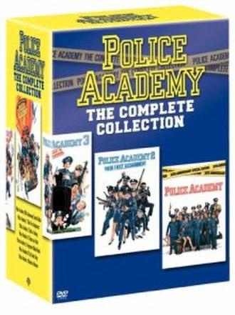 Police Academy (franchise) - Police Academy DVD boxset