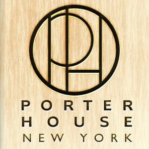 Porter House New York - Image: Porter House New York logo