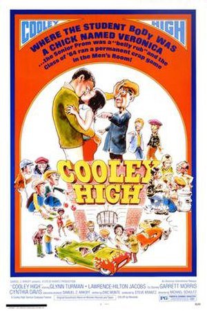 Cooley High - Theatrical poster