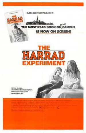 The Harrad Experiment - Image: Poster of the movie The Harrad Experiment