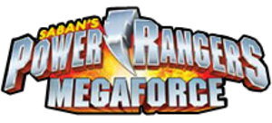Power Rangers Megaforce - Image: Power Rangers Megaforce logo