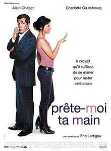 French theatrical poster