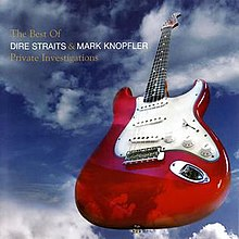 Mark knopfler why aye man single