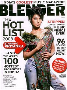 Priyanka Chopa Blender India November 2008 cover.jpg