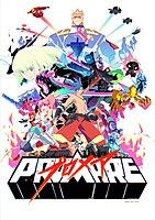 Picture of a movie: Promare