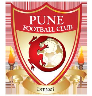 Pune F.C. - Image: Pune FC