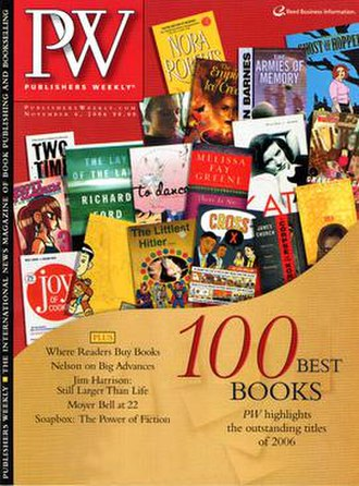 Publishers Weekly - Cover of November 6, 2006