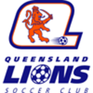 Queensland Lions FC - Image: Queenslandlionssclog o