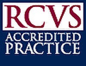 Royal College of Veterinary Surgeons - The RCVS Accredited Practice Logo