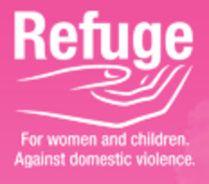 Refuge (United Kingdom charity) - Image: Refuge logo