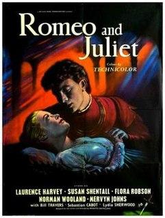 <i>Romeo and Juliet</i> (1954 film) 1954 film by Renato Castellani