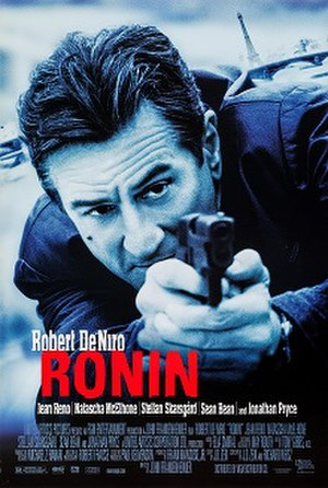 Ronin (film) - Theatrical release poster