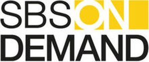 SBS (Australian TV channel) - SBS On Demand logo