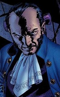 Sebastian Shaw (comics) comic book character