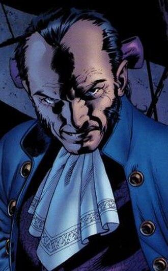 Sebastian Shaw (comics) - Image: SHAW