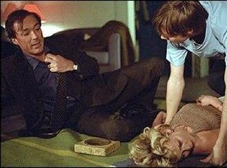 Matthew Rose (EastEnders) - Saskia's murder