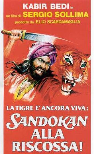La tigre è ancora viva: Sandokan alla riscossa! - Film poster