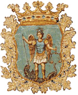 Sant'Angelo dei Lombardi - Image: Sant'Angelo dei Lombardi Stemma