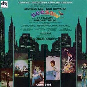 Seesaw (musical) - Original Recording