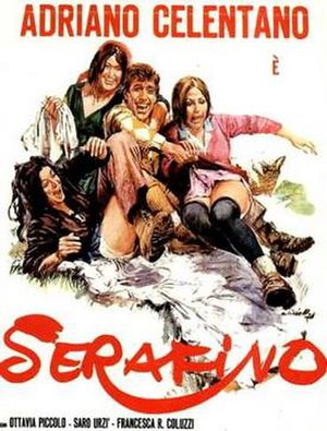 Serafino (film) - Image: Serafino 1968