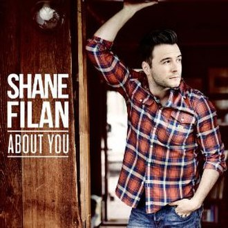 About You (Shane Filan song) - Image: Shane Filan About You