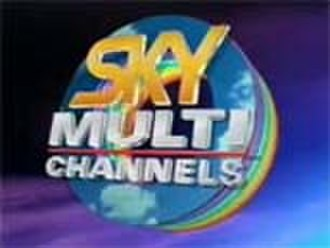 Sky Multichannels - The Sky Multichannels logo used in promotions by British Sky Broadcasting